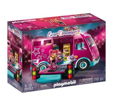 Playmobil EverDreamerz Tour Bus 70152