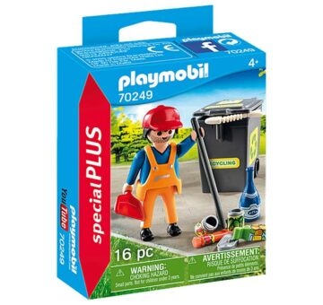 Playmobil Special Plus - Street Cleaner 70249