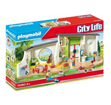 Playmobil Rainbow Daycare 70280