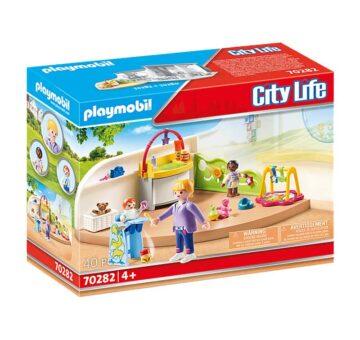 Playmobil Toddler Room 70282