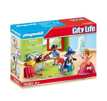 Playmobil Children With Costumes 70283