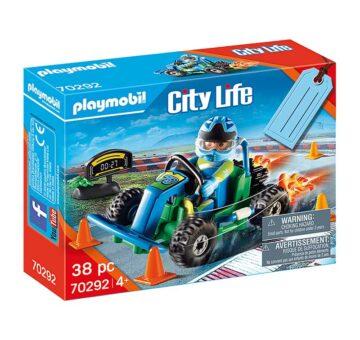 Playmobil Go-Kart Racer Gift Set 70292