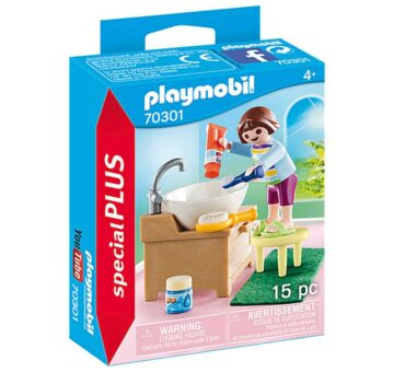 Playmobil Special Plus - Children's Morning Routine 70301