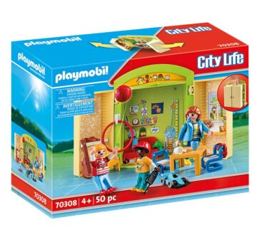 Playmobil Preschool Play Box 70308