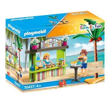 Playmobil Beach Snack Bar 70437