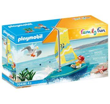 Playmobil Sailboat 70438