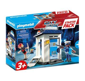 Playmobil Police Station Starter Pack 70498