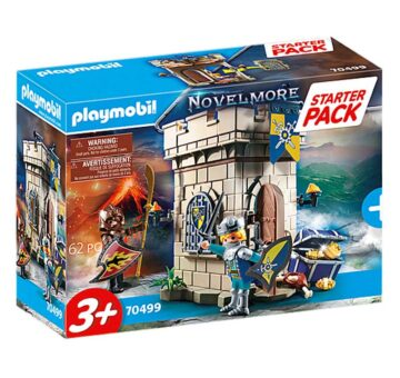 Playmobil Novelmore Knights Fortress Starter Pack 70499