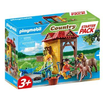 Playmobil Horse Farm Starter Pack 70501
