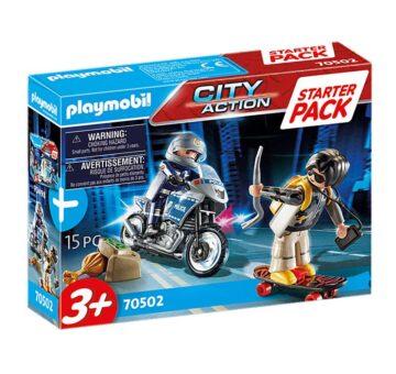 Playmobil Police Chase Starter Pack 70502