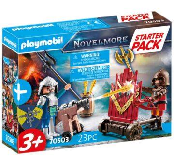 Playmobil Novelmore Knights' Duel Starter Pack 70503