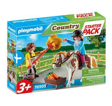 Playmobil Horseback Riding Starter Pack 70505