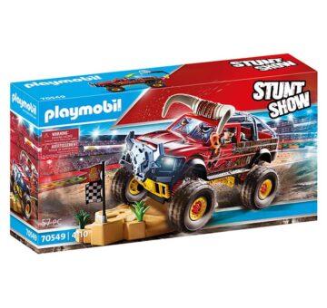 Playmobil Stunt Show Bull Monster Truck 70549