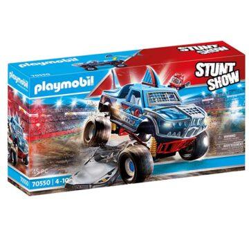 Playmobil Stunt Show Shark Monster Truck 70550