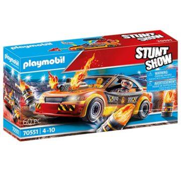 Playmobil Stunt Show Crash Car 70551
