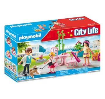 Playmobil Coffee Break 70593