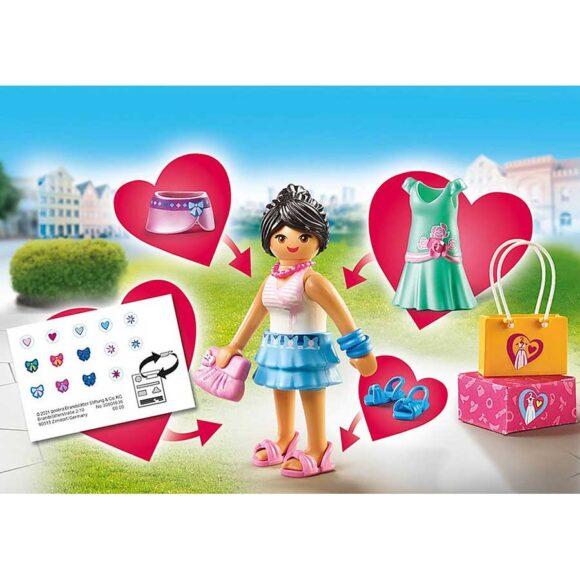 Playmobil Shopping Trip 70596