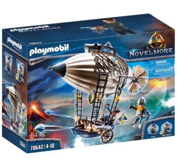 Playmobil Novelmore Knights Airship 70642