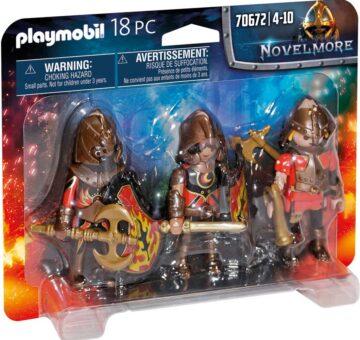 Playmobil Burnham Raiders Set 70672