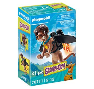 Playmobil SCOOBY-DOO! Collectible Pilot Figure 70711