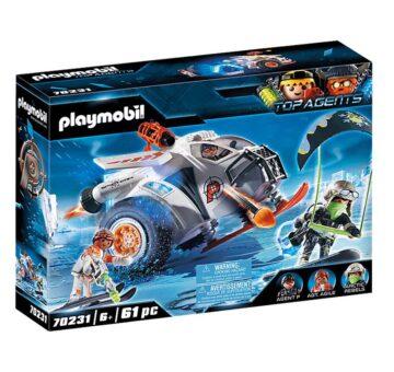 Playmobil Spy Team Snow Glider 70231
