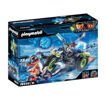 Playmobil Artic Rebels Ice Trike 70232