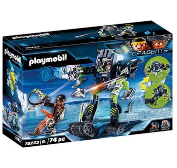 Playmobil Arctic Rebels Ice Robot 70233