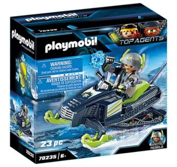 Playmobil Arctic Rebels Ice Scooter 70235