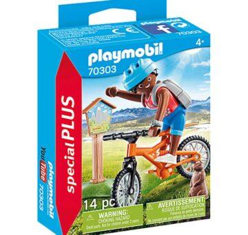 Playmobil Special Plus - Mountain Biker 70303