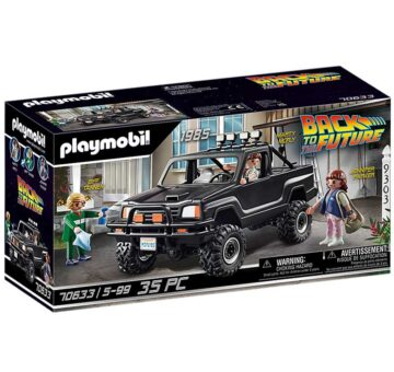 Playmobil Back to the Future Marty's Pick-Up Truck 70633