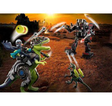 Playmobil T-Rex: Battle Of The Giants 70624