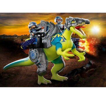 Playmobil Spinosaurus: Double Defense Power 70625