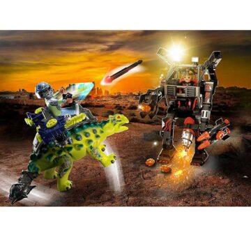 Playmobil Saichania: Invasion Of The Robot 70626