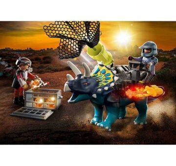 Playmobil Triceratops: Battle For The Legendary Stones 70627