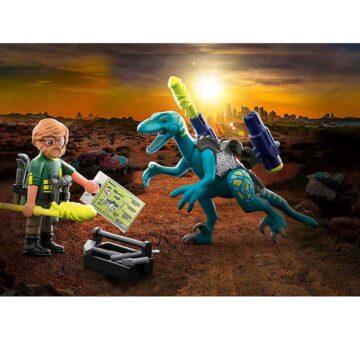Playmobil Deinonychus: Ready For Battle 70629