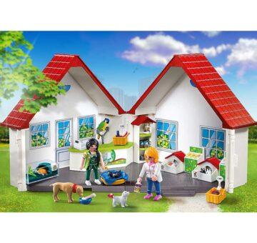 Playmobil Take Along Pet Shop 5633
